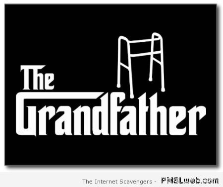 the grandfather humor - codes for seniors on PMSLweb.com