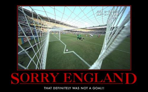 Sorry England demotivational football funny