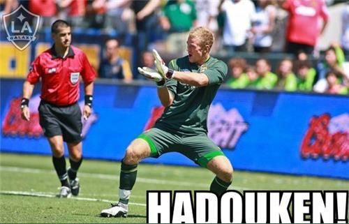 football funny picture hadouken
