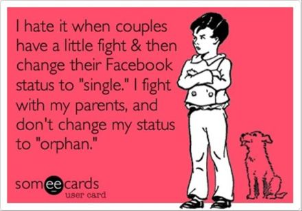 facebook couples status fail ecard