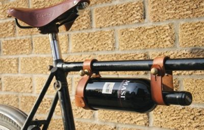 Ride with your bottle of wine