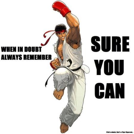 streetfighter sure you can funny