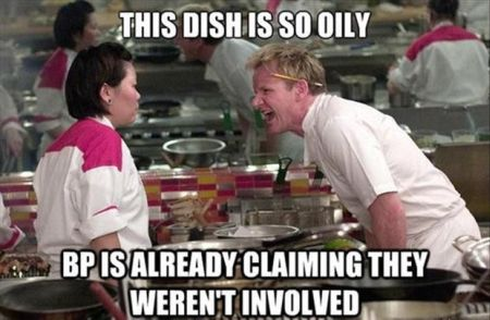 ramsay funny this dish is so oily