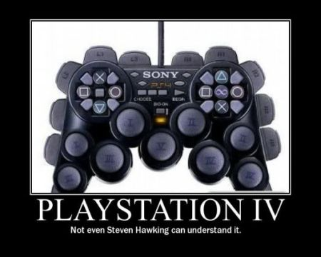 playstation 4 remote funny