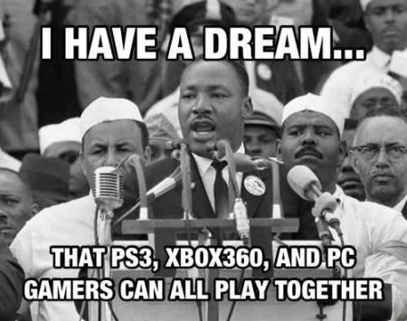 I have a dream video games funny