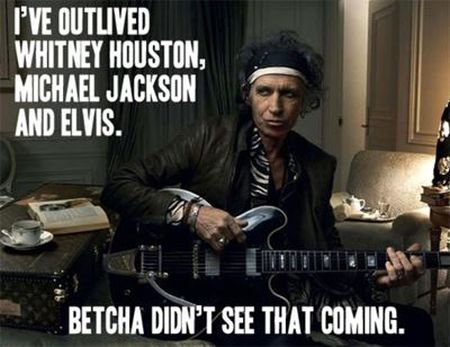 keith Richards funny meme