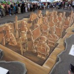 Amazing 3D Artwork – Mind Tricking & Breathtaking art