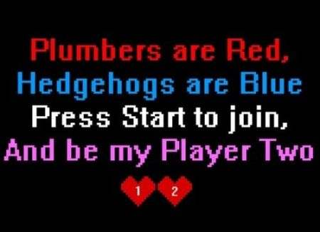 gamer humor be my player number 2