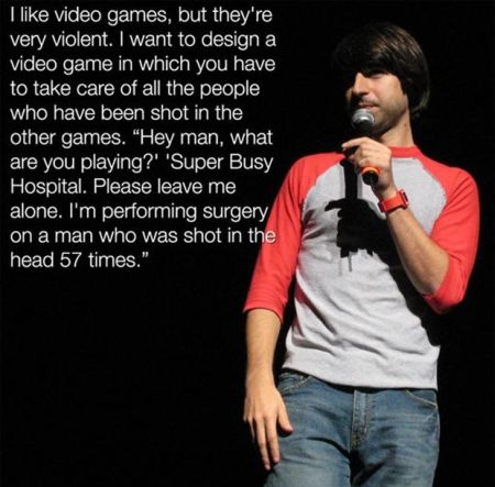 quote video game funny