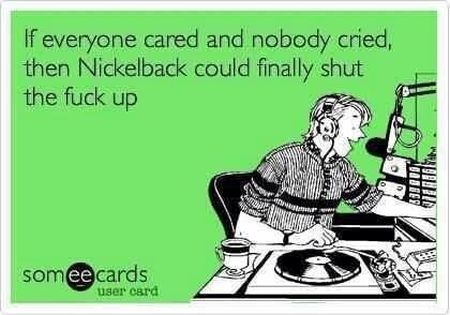 if everyone cared and nobody cried ecard