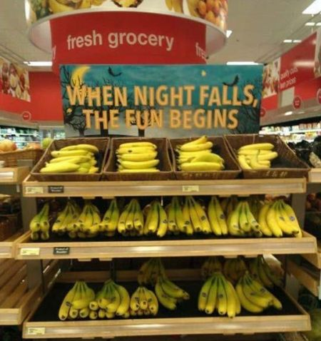 bananas when the night falls the fun begins