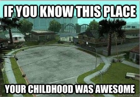 GTA if you know this place meme