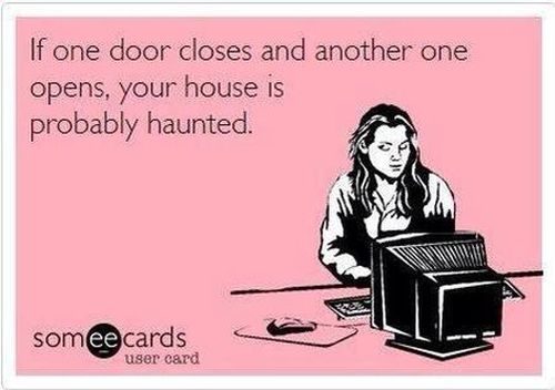 If one door closes ecard