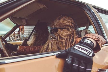 fast and wookie