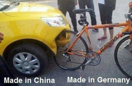 made in china versus made in germany