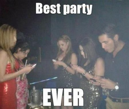 best party ever meme
