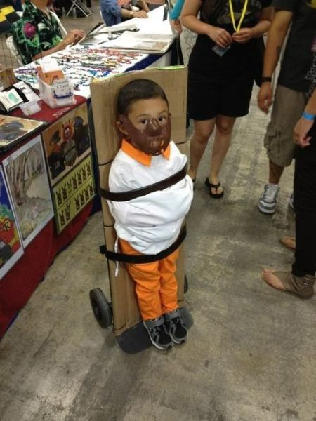 child Hannibal lecter funny photo