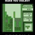 why video games make you violent funny