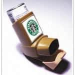 starbucks inhaler