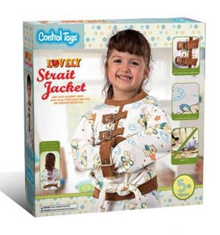 straight jacket for kids