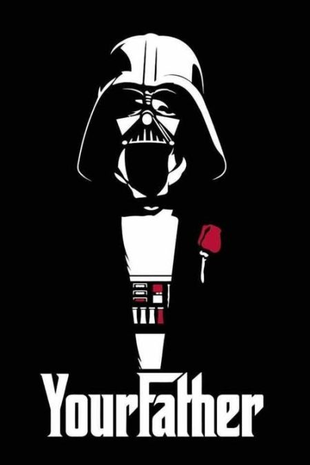 your father darth Vador