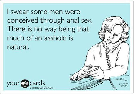 28 i swear some men were conceived ecard pmslweb