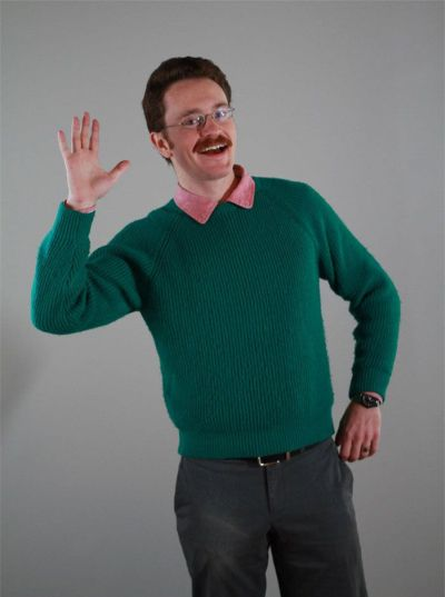 Funny Halloween costume ned flanders