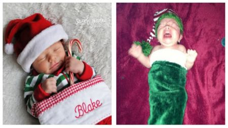 Nailed it – Christmas baby