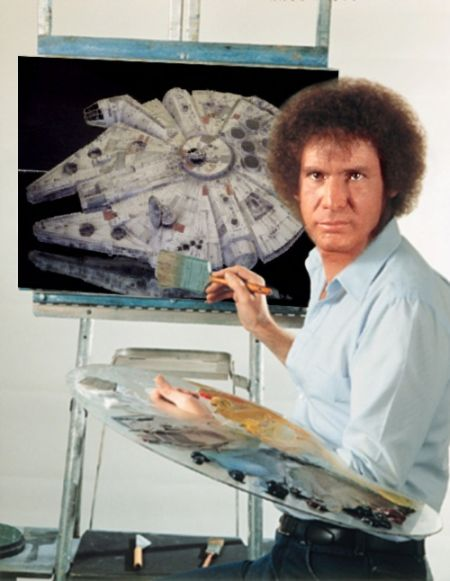 Han Solo Painter