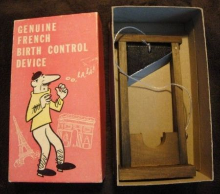 French birth control device