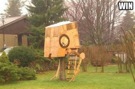 star wars cubby house