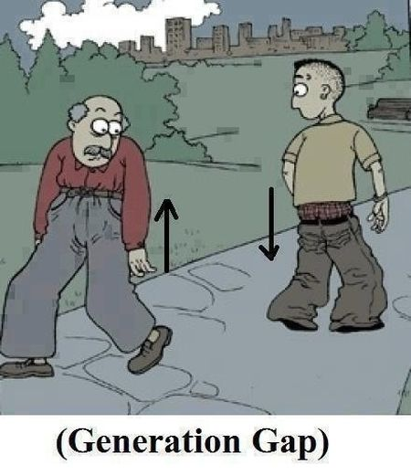 generation gap funny