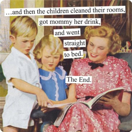 bedtime story vintage revisited