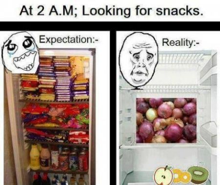 at 2am looking for snacks meme