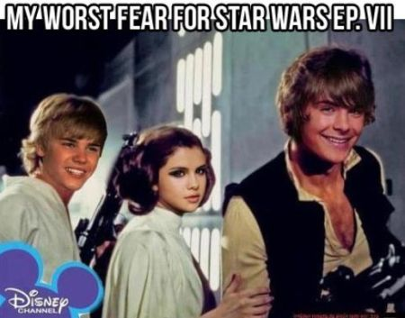 Disney star wars meme