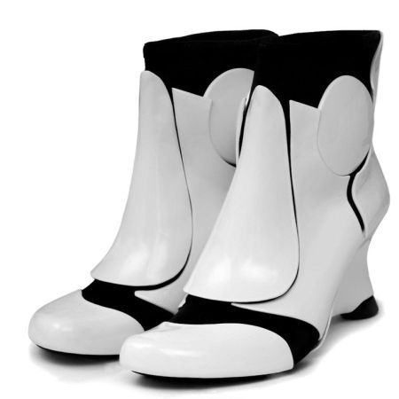 trooper fashion boots