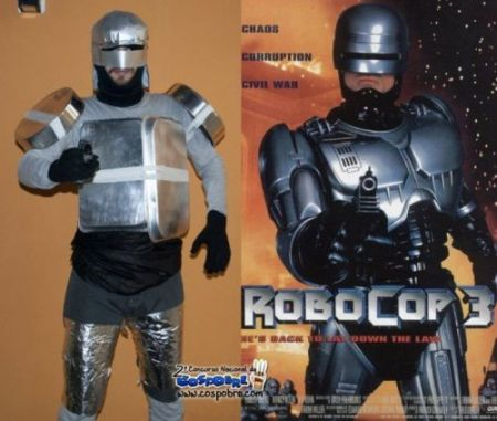 Nailed it - Robocop