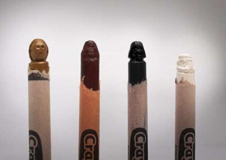 star wars crayola