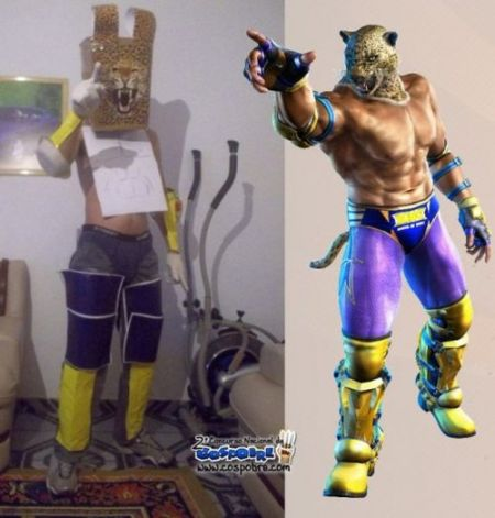 Nailed it – tekken king