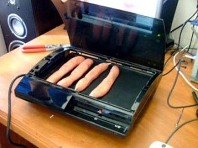 PS3 BBQ