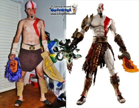 Nailed that – God of War