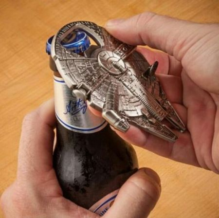 star wars beer opener