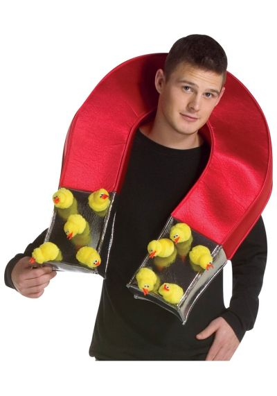 Funny Halloween costume chick magnet