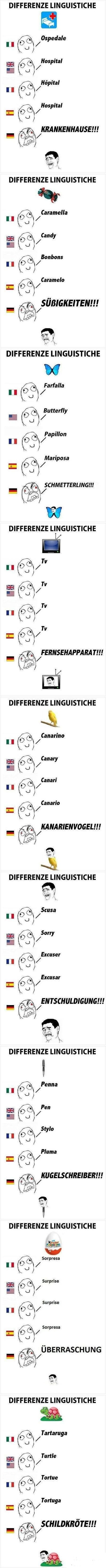 German language meme funny