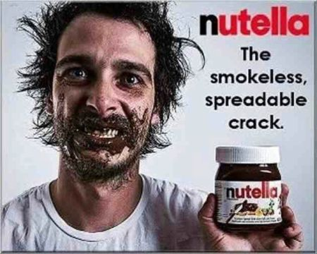 Nutella the smokeless spreadable crack