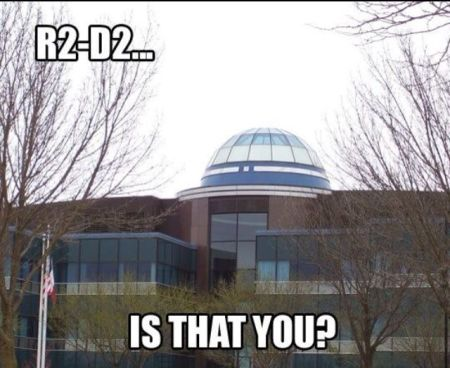 R2D2 is that you?