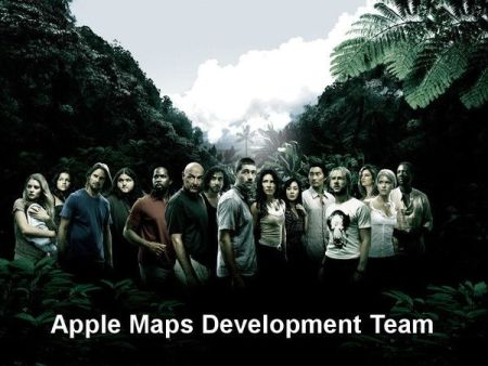 apple maps development team