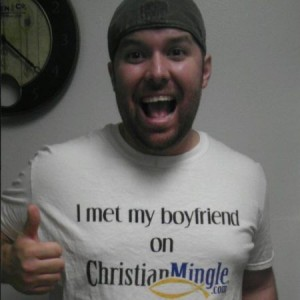 I met my boyfriend on Christian mingle - funny picture at PMSLweb.com