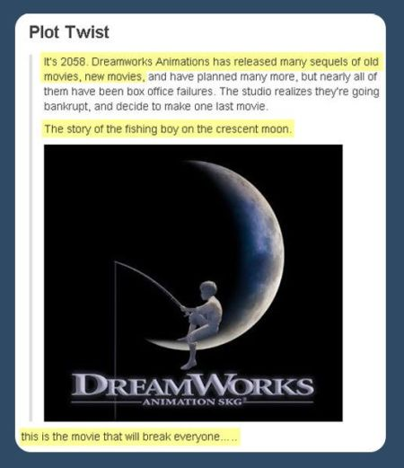 dreamworks funny post