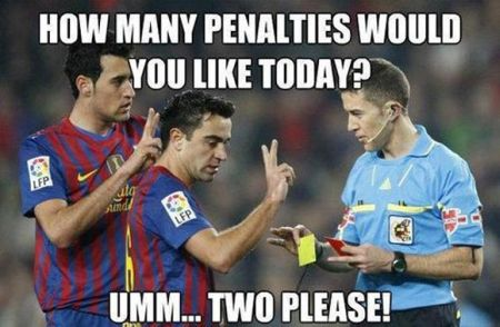 how many penalties would you like today funny